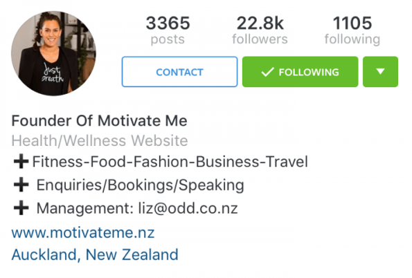 Así serán los perfiles de empresa en Instagram
